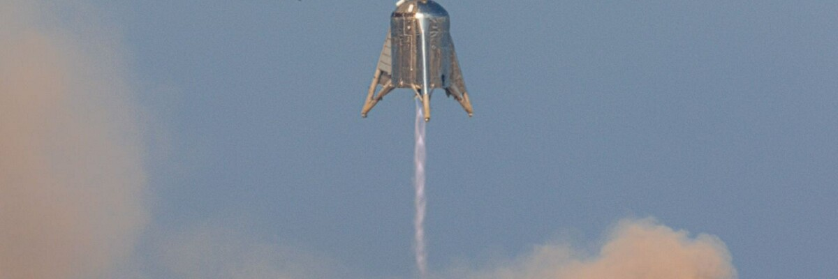 SpaceX Successfully Completes New Starhopper Testing