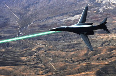 US Army will use laser weapon to shoot down missiles