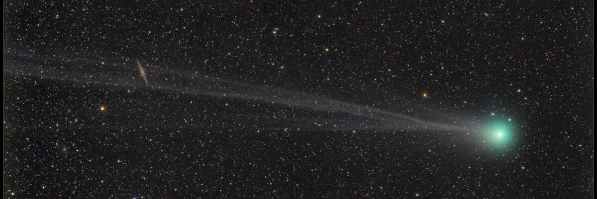 Russian astronomer discovers first interstellar comet
