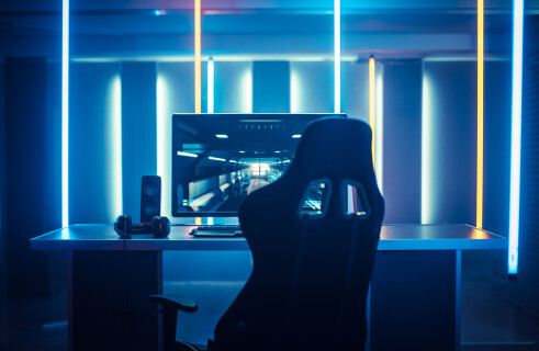 What will the world's first hotel for computer gamers look like?