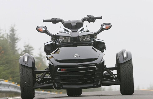 Can-Am Presents Ryker Rally Edition, a New Off-Road Tricycle