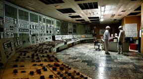 Chernobyl's Reactor Control Room Is Now Open to Tourists
