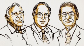 Inventors of lithium-ion batteries win the Nobel Prize in Chemistry