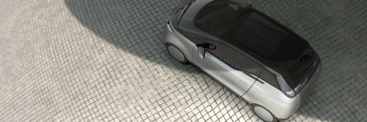 Final design presented for Uniti One electric city car