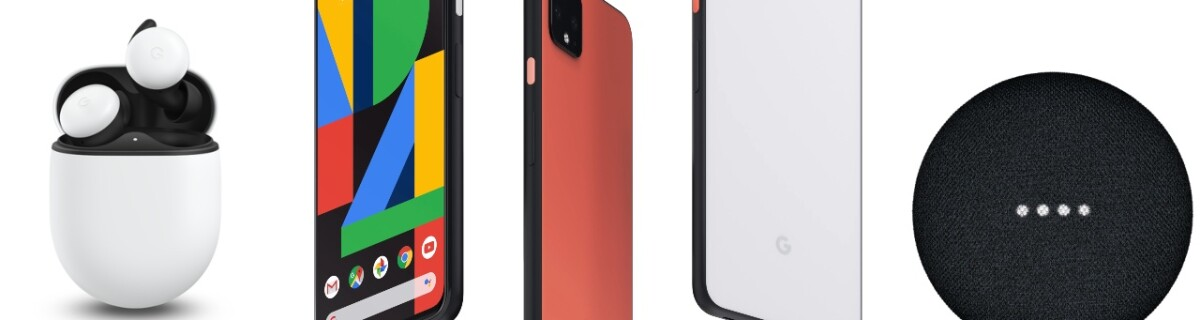 Google Presents Pixel 4 and Other New Products