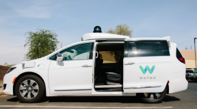 Waymo Startup Launches Closed Driverless Taxi Tests