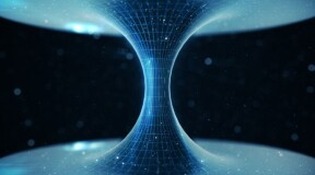 New Google quantum computer can be used for wormhole modeling