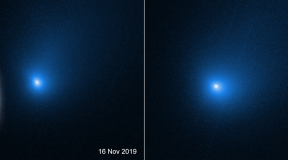 Comet Borisov turns out to be smaller than predicted by astrophysicists