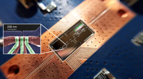 Princeton physicists have overcome the limitations of silicon quantum chips