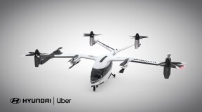 Hyundai presents S-A1 flying taxi