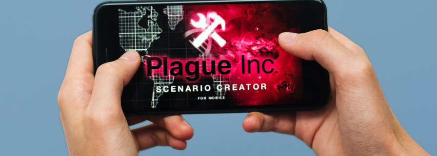 The coronavirus epidemic fuels interest in the Plague Inc. game