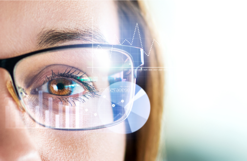 Bosch introduces smart glasses with laser painting functionality