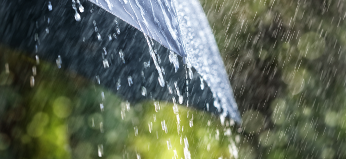 Scientists learn to use rain as a source of energy