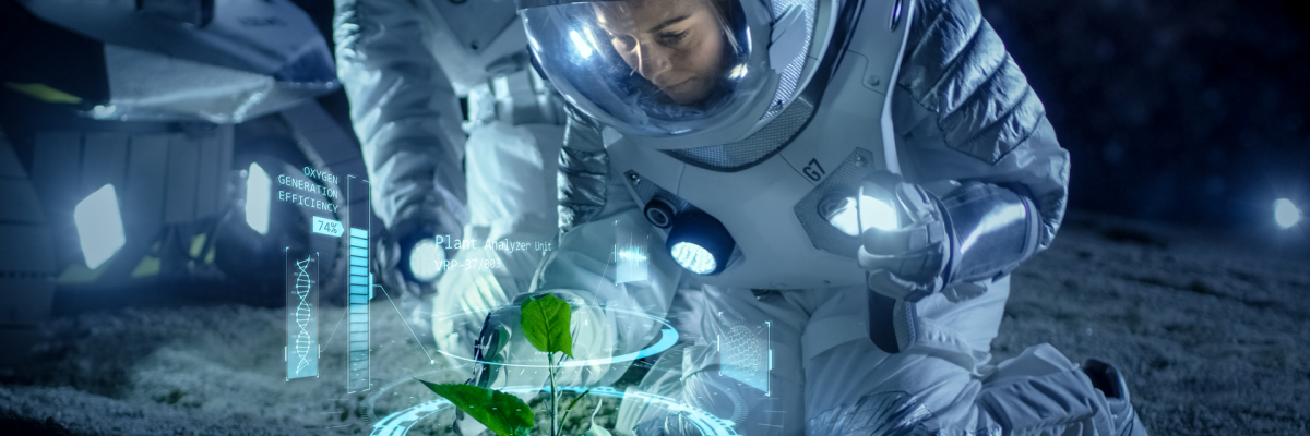 Martian plants offer urine fertiliser