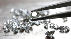 New technology has emerged which creates diamonds from oil