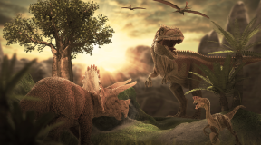 DNA samples found in dinosaur remains