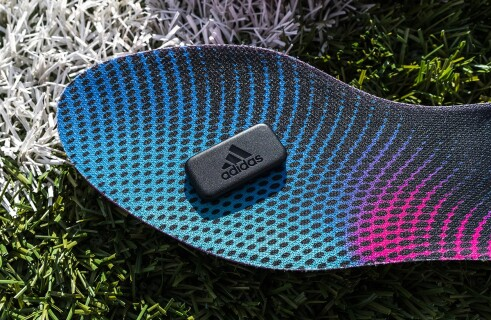 Google and Adidas introduce smart insoles for football players