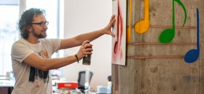 """Smart"" paint turns any surface into a control panel"