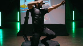 Virtuix is going to create a treadmill for virtual reality