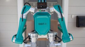 The Digit humanoid robot from Agility is currently on sale