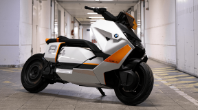 BMW is going to release its very own electric scooter