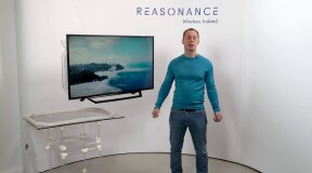 Reasonance, a Russian startup company, has developed a wireless TV