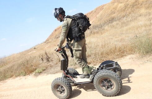 EZRaider introduce a cross-country ATV