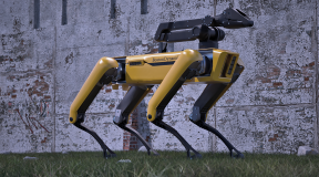 Boston Dynamics reveals a new and improved Spot robot
