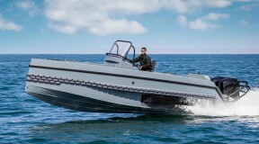 The US Navy has acquired two French amphibious boats